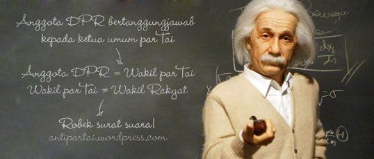 Teori Einstein